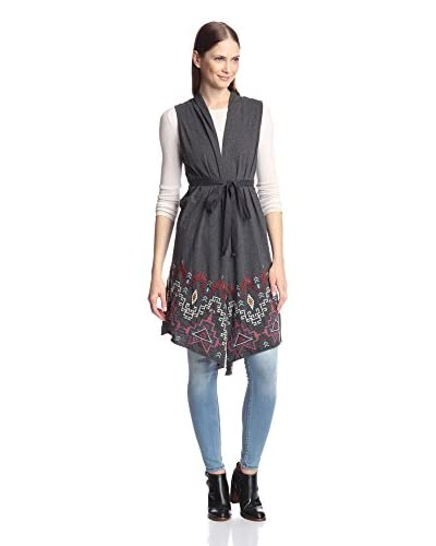 JW Los Angeles Women's Tisha Draped Vest