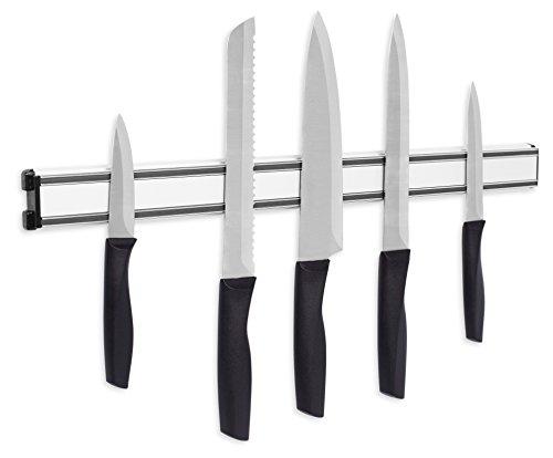 Internetu0027s Best Magnetic Knife Rack | 20 Inch | Knife Storage Bar Strip |  Aluminum |