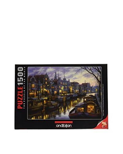Anatolian - Puzzle Canal Life!, 1500 pezzi