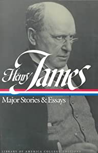 henry james major stories and essays Essays and criticism on henry james - critical essays the portrait of a lady is james's first unarguably major found in the story sir edmund orme by.