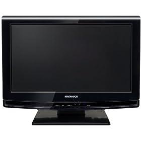 Magnavox 19MF330B/F7 19-Inch 720p LCD HDTV, Black
