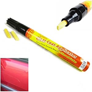 Car Scratch Repair Remover Pen Body Paint Touch Up Pen - Clear Coat by Megastore 247