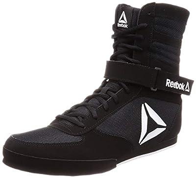 [リーボック] ボクシングブーツ Cbt メンズ Avu92 ブラックホワイト(Cn4738) 25 Cm