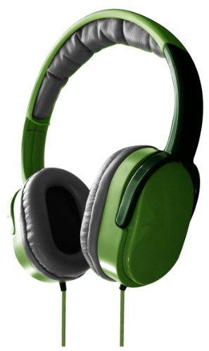 Hype Duos Stereo Headphone With Mic - Green