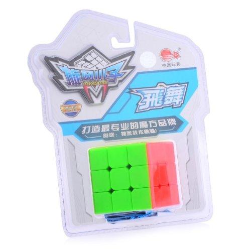 Amazon.com : Cyclone Boys 3x3 FeiWu Stickerless Speed Cube