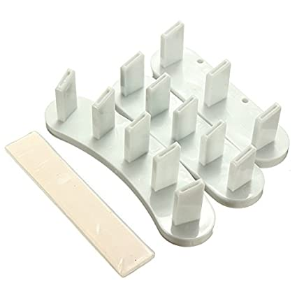 Generic-3Pcs-Plastic-Nail-Art-Tips-Display-Practice-Tools-Stand-Holder