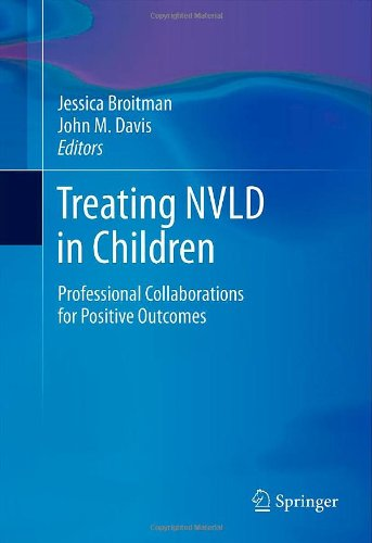 Treating NVLD in Children: Professional Collaborations for Positive Outcomes
