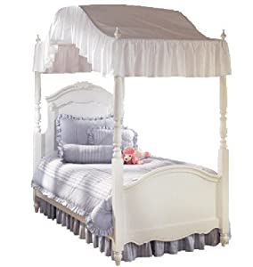 Arched Canopy Top For Twin Bed