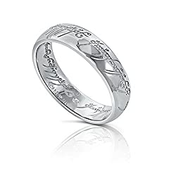 Sorella'z Lord of the Ring Silver Ring