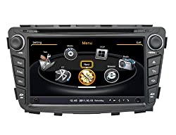 See SDB Car DVD Player With GPS Navigation(free Map) For Hyundai Verna Solaris 2010-2011 Audio Video Stereo System with Bluetooth Hands Free, USB/SD, AUX Input, Radio(AM/FM), TV, Plug & Play Installation Details