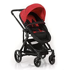 hauck Colt All-in-One Travel System (Caviar/Tango)
