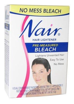 nair-pre-measured-bleach-lightening-effects