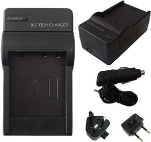 Mobilizers - Chargeur de Batterie de remplacement Caméscope pour SONY NP-BN1