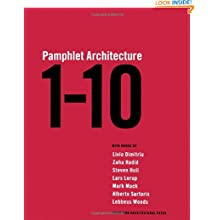 Pamphlet Architecture 1-10 - Steven Holl