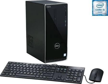Dell Inspiron 3000 Quad-Core Premium High Performance Desktop PC (2016 Newest Model), Intel Core i5-6400 up to 3.3 GHz Processor, 12GB RAM, 1TB HDD, SuperMulti DVD, WIFI, Bluetooth, HDMI, Windows 10 (Quad Computers compare prices)