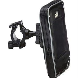Diamond Plate Adjustable, Waterproof Motorcycle/Bicycle Smartphone Mount