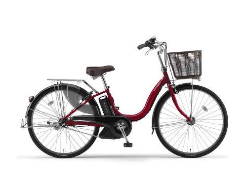 YAMAHA(ヤマハ) PASナチュラL 26インチ 電動自転車 2013年モデル リッチレッド PM26NL