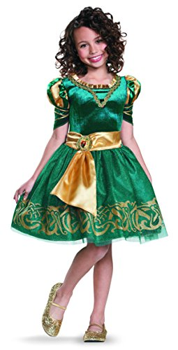 Disguise Merida Classic Disney Princess Brave Disney/Pixar Costume