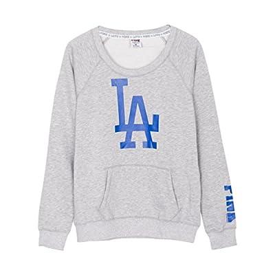 Womens Los Angeles Dodgers Pink Victoria's Secret Sweatshirt