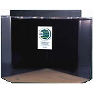 Acrylic pentagon aquarium 30 gallon sapphire for Pentagon fish tank