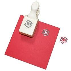 Martha Stewart Crafts Glacial Snowflake Punch