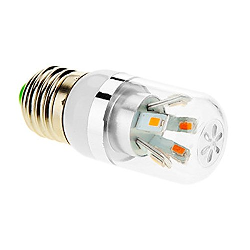 Generic E26/E27 7W 10X5630Smd 600-650Lm 2500-3500K Warm White Led Corn Lights(Ac 85-265)
