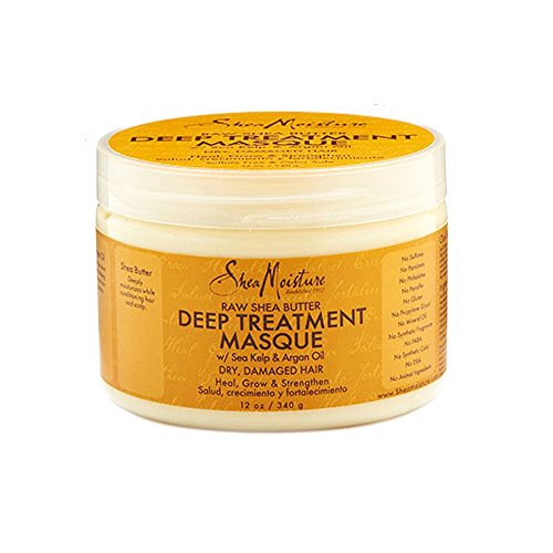 SheaMoisture 12 oz Raw Shea Butter Deep Treatment Masque (Shea Hair Conditioner compare prices)