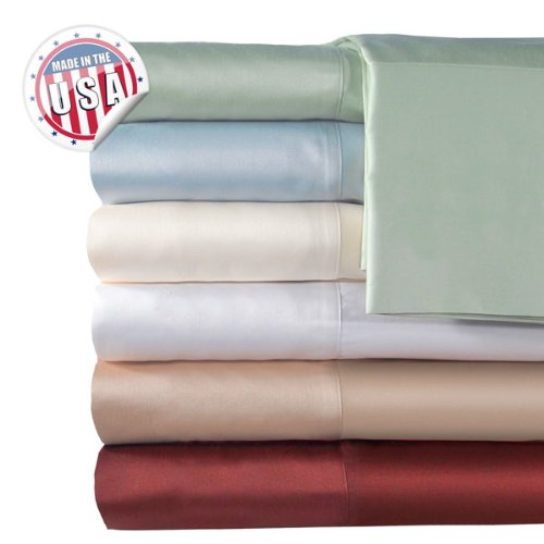 Veratex Home Hotel Bedroom Decorative Accessories 500Tc Solid Bedding Sheet Set D.King Taupe front-1002300