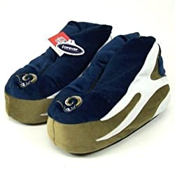 St. Louis Rams Plush NFL Sneaker Slippers