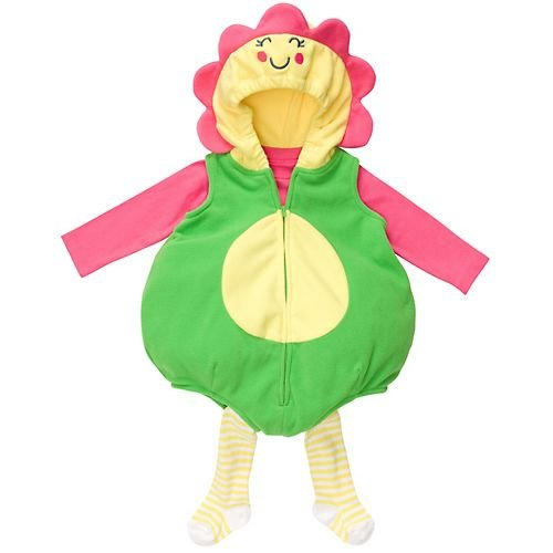 Carter's Unisex Baby's Halloween Costume (6-9 months, Flower)