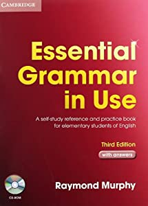 Essential Grammar in Use. English Edition with answers and