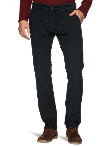 Tommy Hilfiger Fallon FA12 CRD GD Slim Men's Trousers Dark Navy Print W36 INxL34 IN