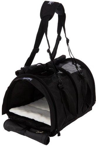 Studibag Large Pet Carrier Color: Black