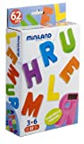 Miniland Magnetic Uppercase Letters (62 pieces)