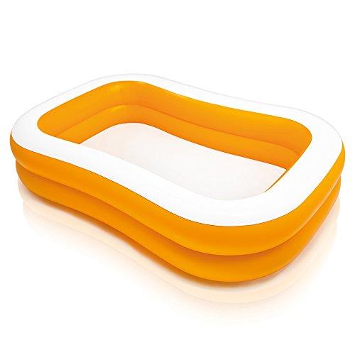 Intex mandarin swim center family pool 90 x 58 x 18 for Koi intex pool