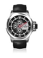 Timecode Reloj de cuarzo Man Www 1991 Negro 49 mm