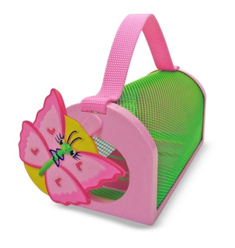 Melissa & Doug Sunny Patch Bella Butterfly Bug House front-509298