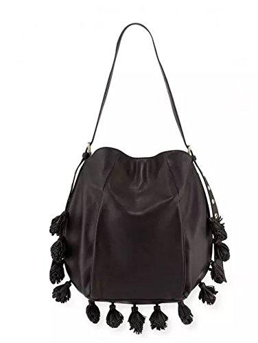 Cynthia Rowley Kassia Hobo Handbag, Black