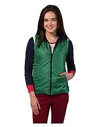 Yepme Women's Multi-Coloured Polyester Jacket-YPMJACKT5024_M