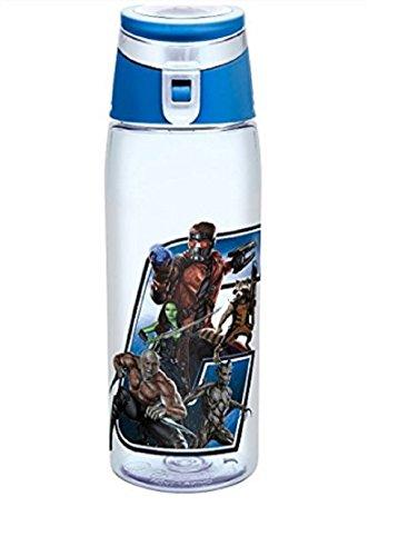 Zak Designs Guardians Of The Galaxy Tritan Water Bottle, 25-Ounce