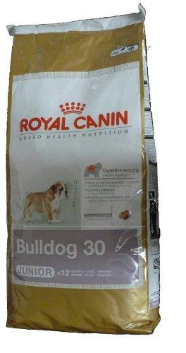 royal canin bulldog junior 12 kg 1er pack 1 x 12 kg. Black Bedroom Furniture Sets. Home Design Ideas