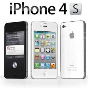 Apple iPhone 4S 64GB – Factory Unlocked