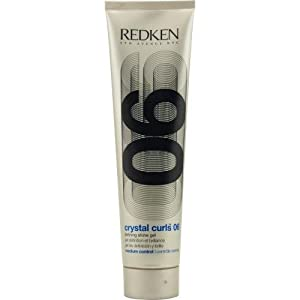 Redken Crystal Curls Gel, 5-Ounces Bottle