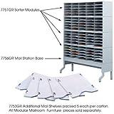 E-Z Sort Mail Trays For Sorter Module