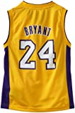 NBA Los Angeles Lakers Kobe Bryant Home Replica Jersey Youth
