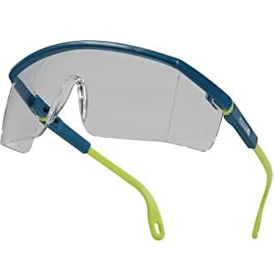 Venitex Kilimandjaro Clear Single Lens Safety Glasses Specs Ideal For ...