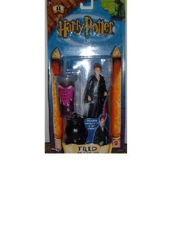 Buy Low Price Mattel Harry Potter Fred Slime Chamber Series Figure (B000UFTIXK)