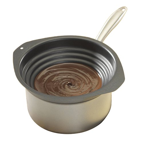 Nordic Ware Universal 8 Cup Double Boiler Fits 2 To 4 Quart Sauce Pans front-473319