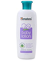 Himalaya Herbals Baby Lotion (200ml) (Pack of 2)