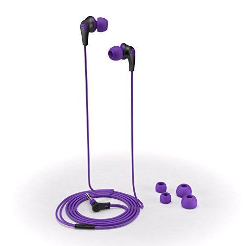 Audífonos JLab JBuds2 Premium, color morado